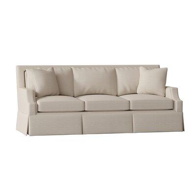 Gabby Kick Pleat Sofa