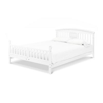 Davinci Convertible Toddler Bed White