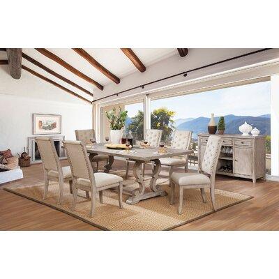 Andrew Home Studio Calaveras Extendable Dining Set