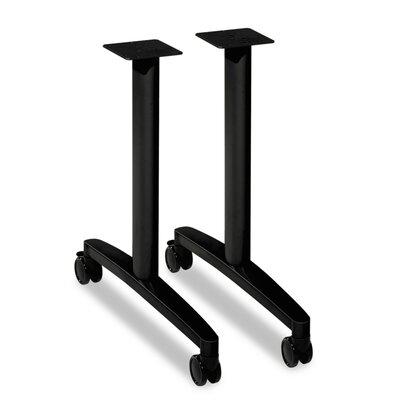 Basyx Training Table Silver Black