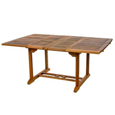 All Things Cedar Teak Dining Set