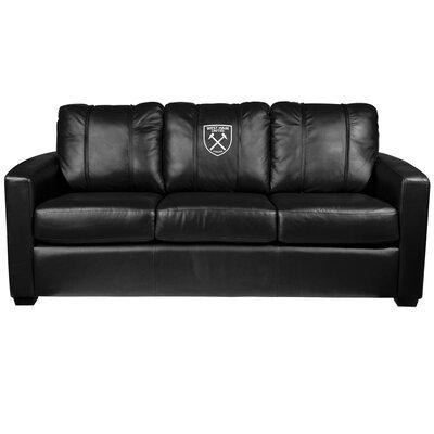 Dreamseat Ham Sofa Logo United Mono Crest Logo