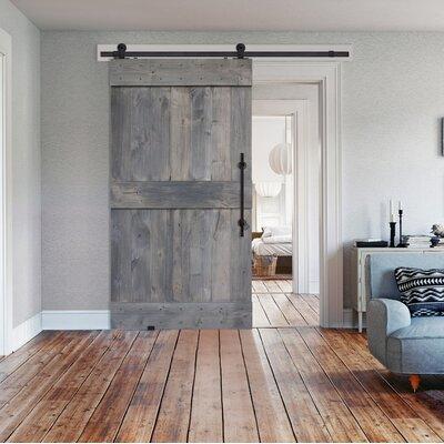 Barndoorz Paneled Wood Barnwood Barn Door