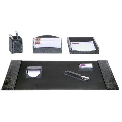 Dacasso Embossed Desk Set