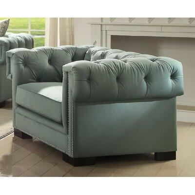 Mercer41 Armchair Mercer Upholstery Teal