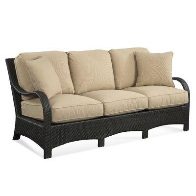 Braxton Culler Pointe Patio Sofa Cushions Fabric