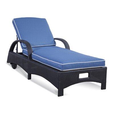 Braxton Culler Pointe Reclining Chaise Lounge Cushion Cushion