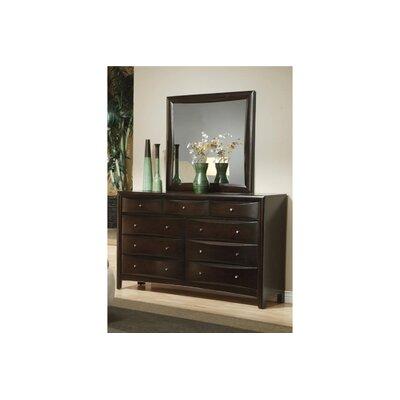 Winston Drawer Dresser Mirror