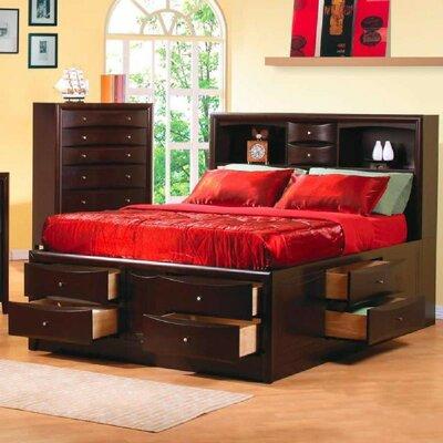 Winston Storage Platform Bed Queen