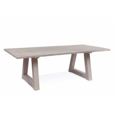 Braxton Culler Sag Wood Dining Table