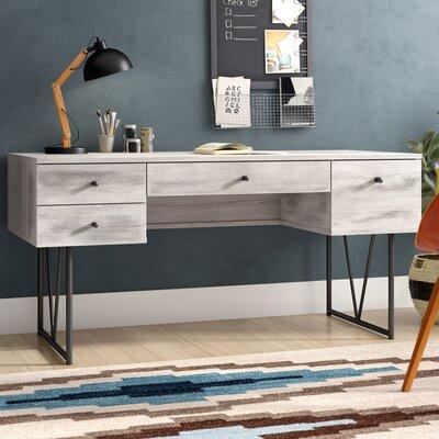 Foundry Select Oak Writing Desk