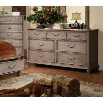 Ophelia Drawer Double Dresser Ophelia