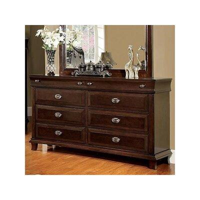 Winston Drawer Double Dresser
