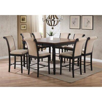 Canora Grey Vianden Wood Dining Set