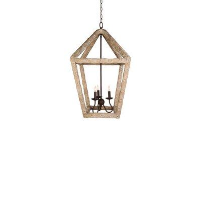 Aidan Gray Light Lantern Chandelier