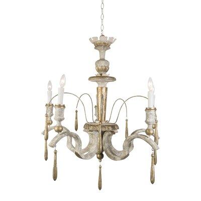 Aidan Gray Cavalli Light Candle Chandelier
