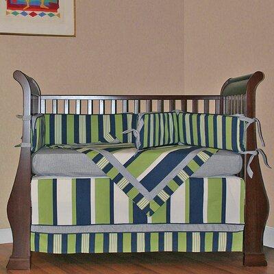 Lacrosse 4 Piece Crib Bedding Set 280-28