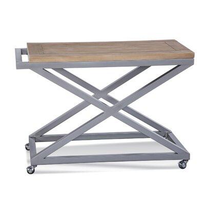 Braxton Culler Alghero Teak Bar Cart