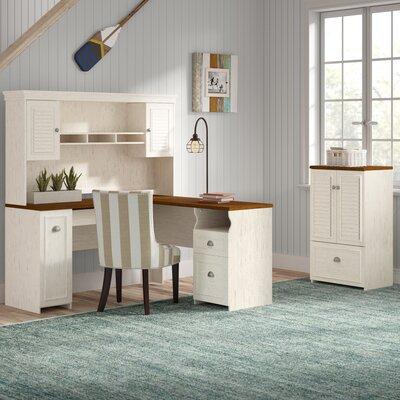 Beachcrest Home Desk Office Suite