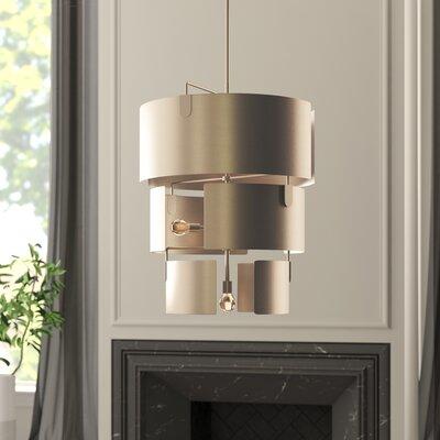 Wrought Studio Beauvais Light Chandelier