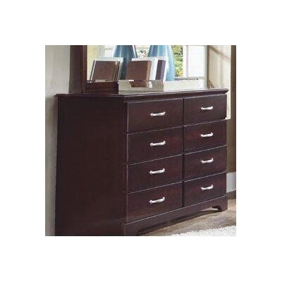 Carolina Works Tall Drawer Standard Dresser Chest Carolina Works Inc