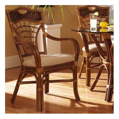 Boca Rattan Barts Arm Chair Upholstery
