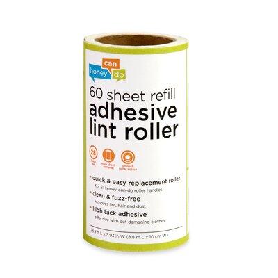 4 Pack 60 Sheet Lint Roller LNTZ01589