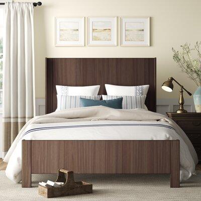 Wrought Studio Queen Panel Bed