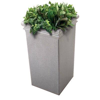 Commercial Polymer Concrete Pot Planter Product Image