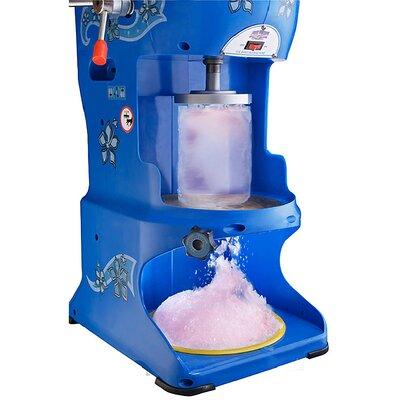 Ice Cube Shaver Machine 6057 Ice Cub Shaver