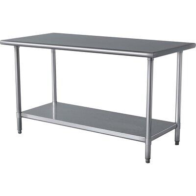 Wayfair Basics Stainless Steel Top Workbench Basics Workbenches