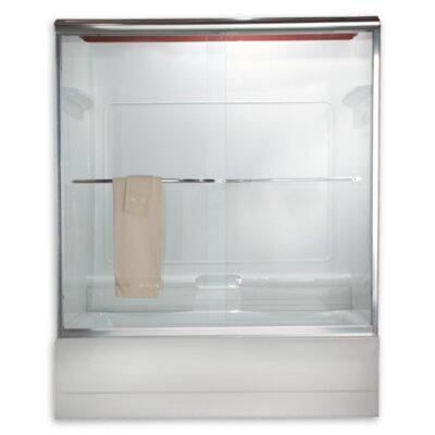 American Standard Frameless Tub Door Panel