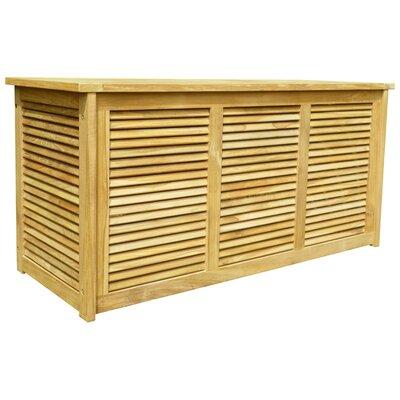 Arbora Teak Accent Teak Deck Box