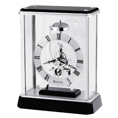 Bulova Vantage Mantel Clock